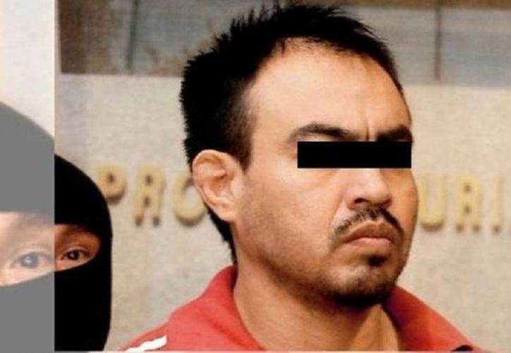 """El presunto líder del Cartel del Golfo, Eleazar M. alias """"El Chelelo"""", fue interceptado por agentes de la SSP en una calle del fraccionamiento Montebello, al norte de Mérida, cuando  conducía a exceso de velocidad un vehículo."""