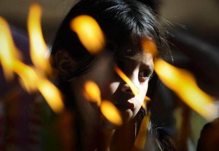 Valeria Hernández, originaria del municipio de Texcoco, fue reportada como desaparecida el 1 de abril. (EFE)