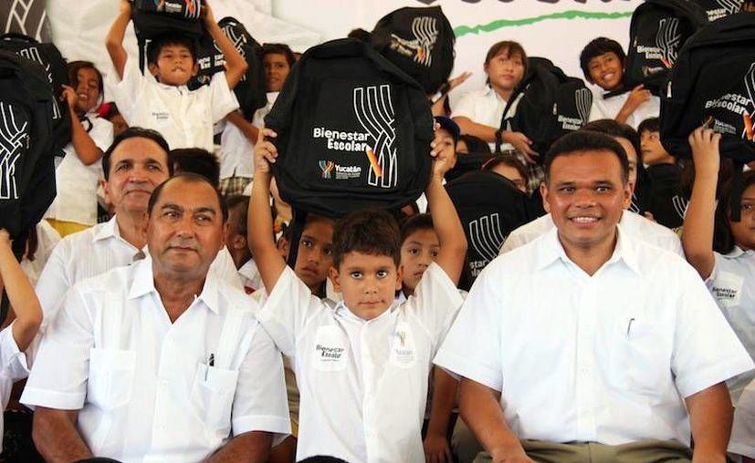 El Gobierno del Estado puso en marcha el programa en beneficio principalmente de los sectores necesitados. (SIPSE)