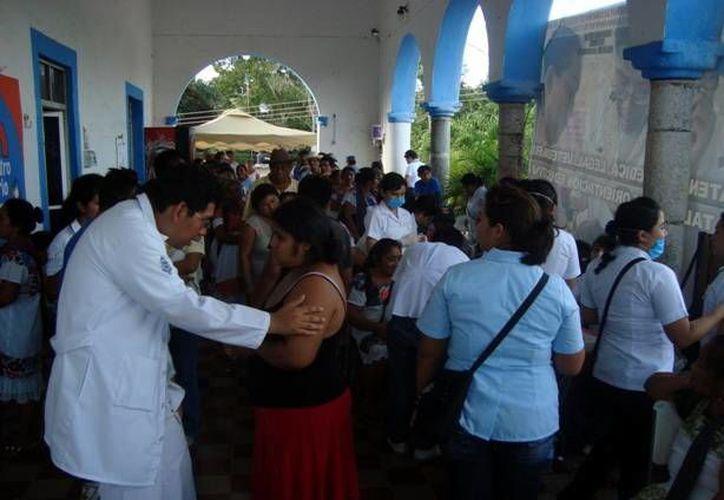 Los doctores aprenderán a comunicarse en maya con pacientes del interior del Estado. (SIPSE)
