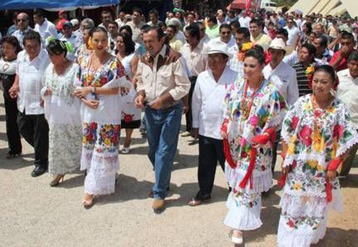 La tradicional fiesta morelense celebra su trigésima quinta edición. (Redacción/SIPSE)