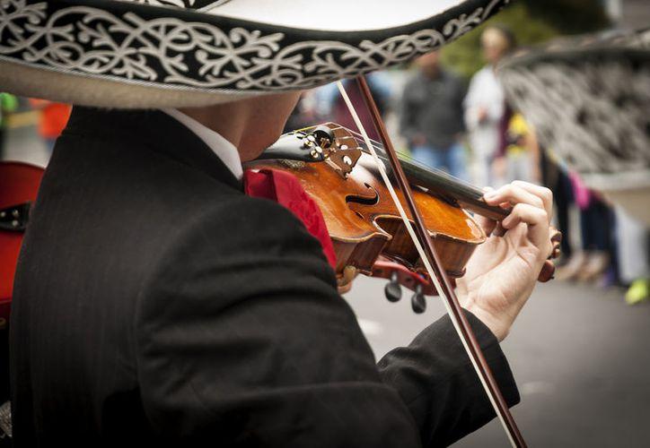 """""""Este es un esfuerzo no de uno, sino de muchos mariachis que tocamos en Garibaldi''. (Contexto)"""