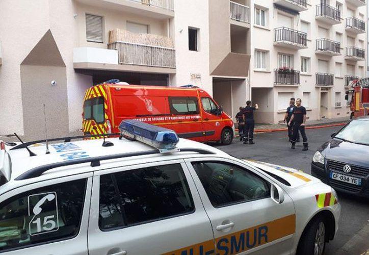 Los hechos se registraron en una vivienda, en el centro de la localidad de Pau, en el suroeste de Francia. (excelsior.com)