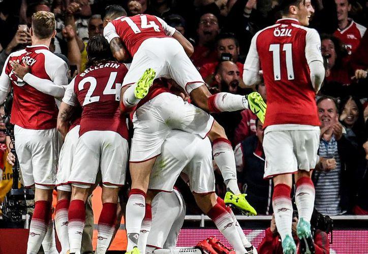 Arsenal ganó su primer partido de la Premier League. (Foto: El País)
