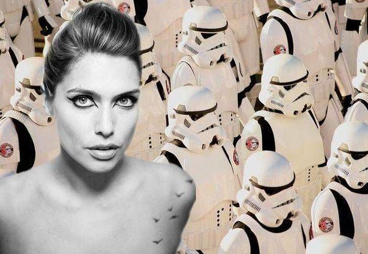 De acuerdo a un periodista, Amybeth Hargreaves dará vida a un stormtrooper en la más reciente entrega de la Guerra de las Galaxias. (mirror.co.uk)