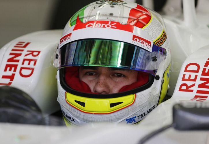 'Checo' busca despedirse de Sauber sumando puntos para la escudería. (Foto: Agencias)