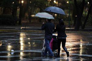 Continuarán intensas lluvias en gran parte de México