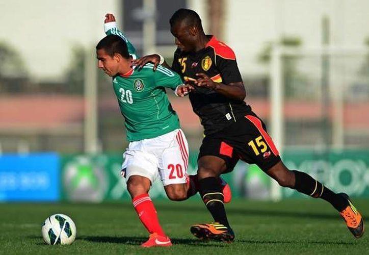 Bélgica logró sacarle el empate a México en el minuto 82. (Mexsport.com)