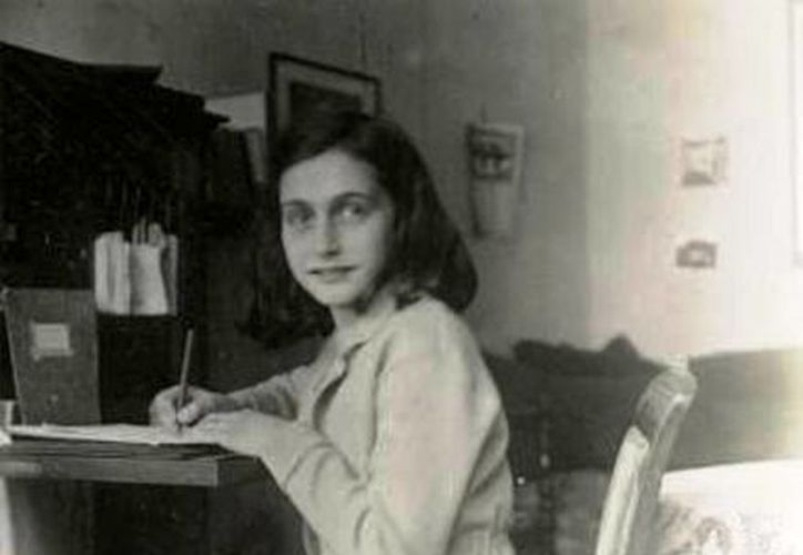 El filme animado se basará, además del diario, en documentos y archivos a los cuales tuvo acceso gracias al Fondo Ana Frank. (Facebook/Anne Frank House)