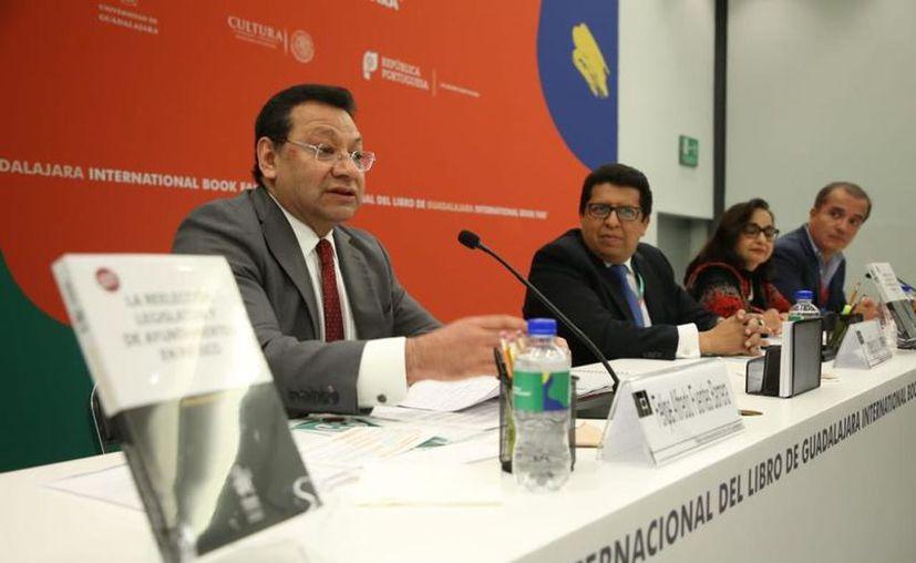 Felipe Alfredo Fuentes Barrera, magistrado presidente. (Foto: Tribunal Electoral del Poder Judicial de la Federación).