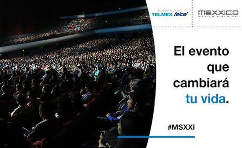 Magno evento anual en la Ciudad de México que congrega a miles de estudiantes. (Foto: Fundación Telmex-Telcel)
