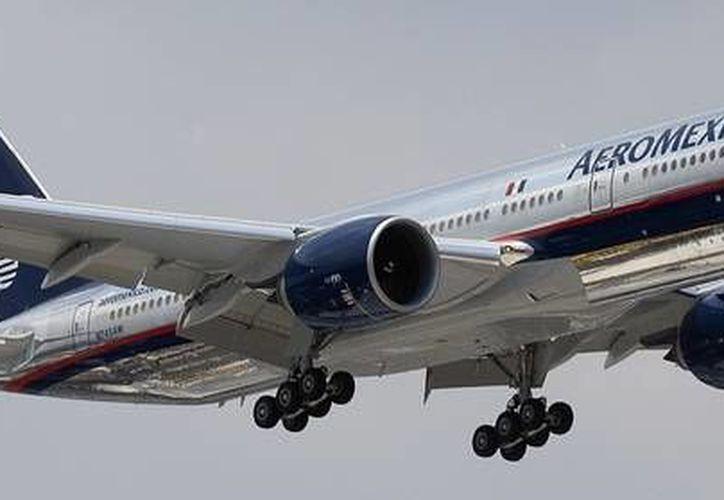 Aeroméxico competirá directamente con Delta Air Lines. (Internet)
