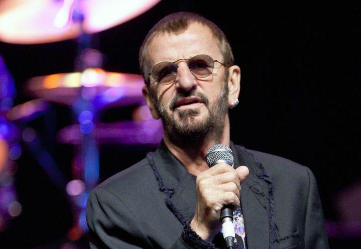 Según Ringo Starr, las fotos que aparecen en el libro que publicará fueron tomadas por él. (Agencias)