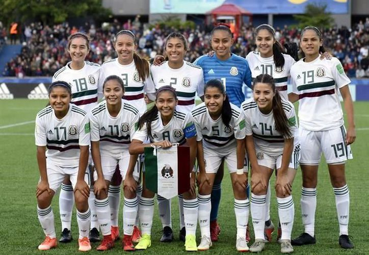 La selección mexicana de futbol sub 17 se tuvo que conformar con el subcampeonato. (Internet)