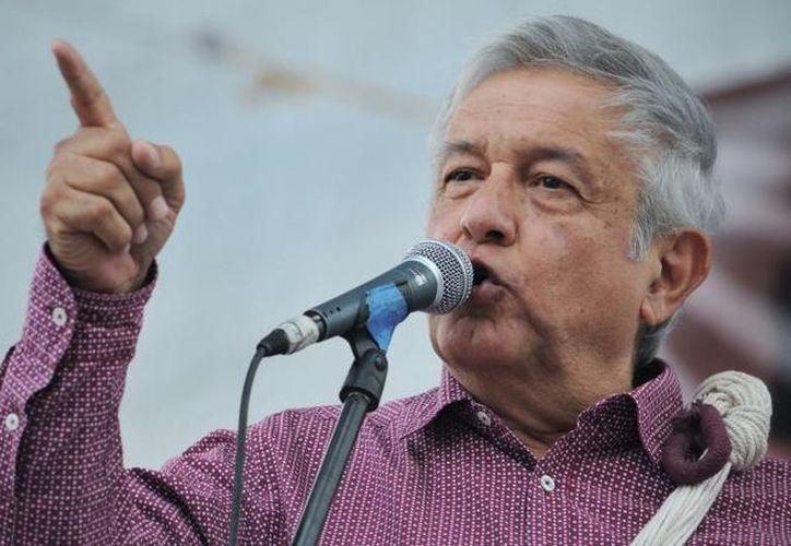 López Obrador dijo que esperará hasta este domingo en el cierre de campaña de Delfina Gómez. (Foto: Contexto/Internet)