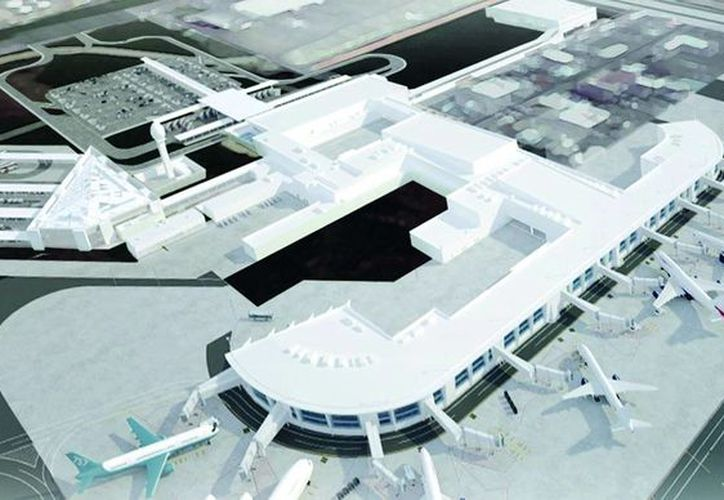 La terminal aérea es el primero a nivel nacional en volumen de pasajeros extranjeros. (Redacción)