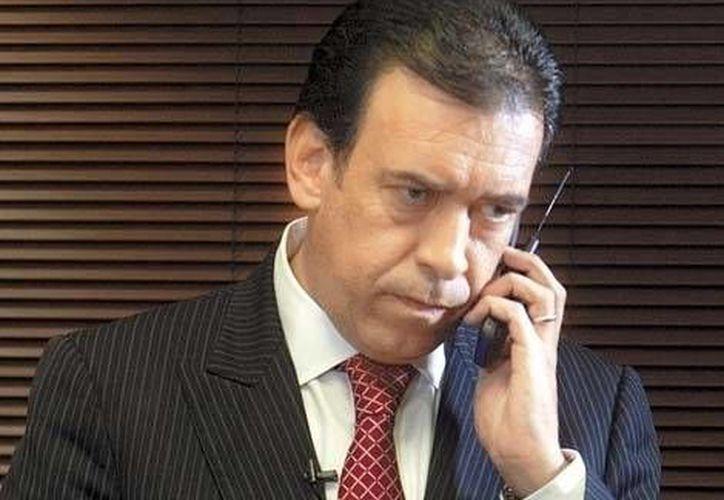 La defensa de Moreira solicita que el nombre de su cliente sea retirado inmediatamente de la lista publicada por Forbes. (Archivo/SIPSE)