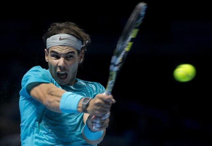 Nadal ganó a Bedych 6-4, 1-6, 6-3 después de perder el control del encuentro en el segundo parcial. (Agencias)
