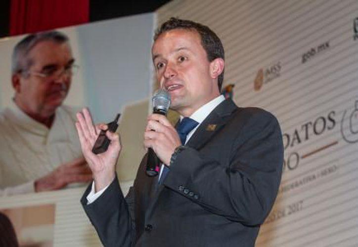 Buscará la candidatura al Gobierno de la Ciudad de México con el PRI. (El Financiero)