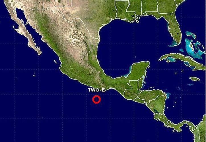 El fenómeno meteorológico ocasionará tormentas torrenciales mayores a 250 milímetros en regiones de Oaxaca. (NOAA)