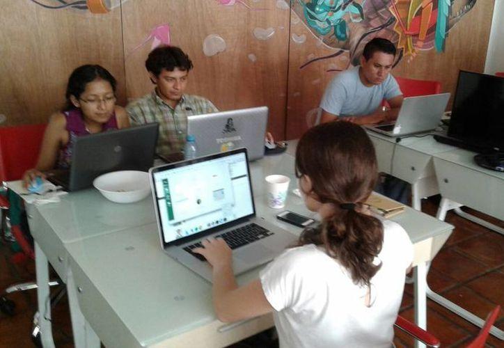 El Hackaton pretende crear herramientas que optimicen la búsqueda de lo que lo que el ciudadano desee saber sobre el gobierno. (Victoria González/SIPSE)