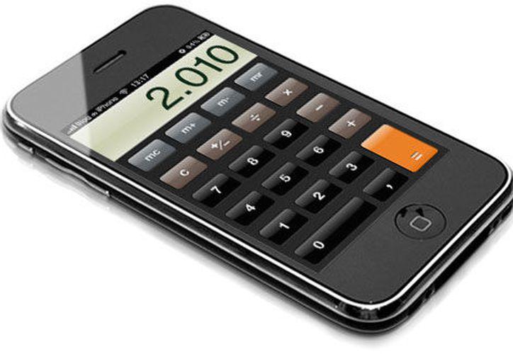 Esta curiosidad del iPhone permite que se hagan las modificaciones necesarias sin que se tenga que borrar la cifra completa. (Contexto/Internet).