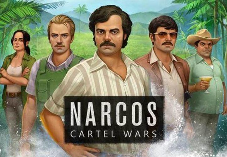 La serie Narcos, que estrenará pronto su segunda temporada, tendrá también su propio videojuego. (Foto tomada de .vanguardia.com.mx)