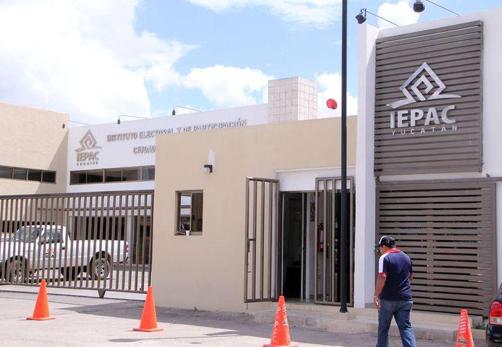 El Iepac trabaja en la organización de los debates en Yucatán. (Milenio Novedades)