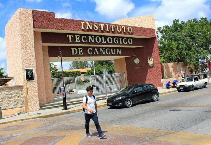 El Instituto Tecnológico de Cancún cumplió 30 años. (Tomás Álvarez/SIPSE)