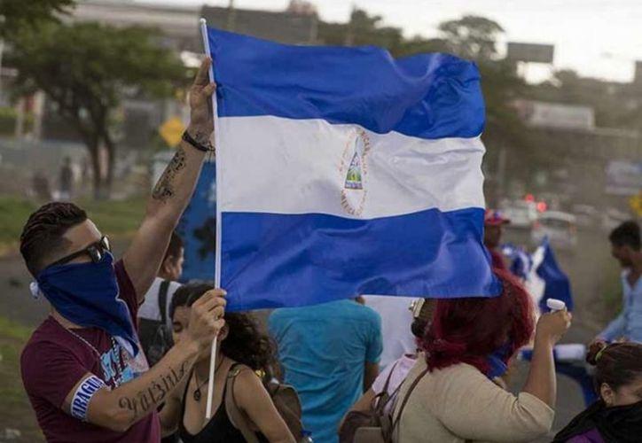 Las protestas continúan en el país nicaragüense. (vanguardia.com)