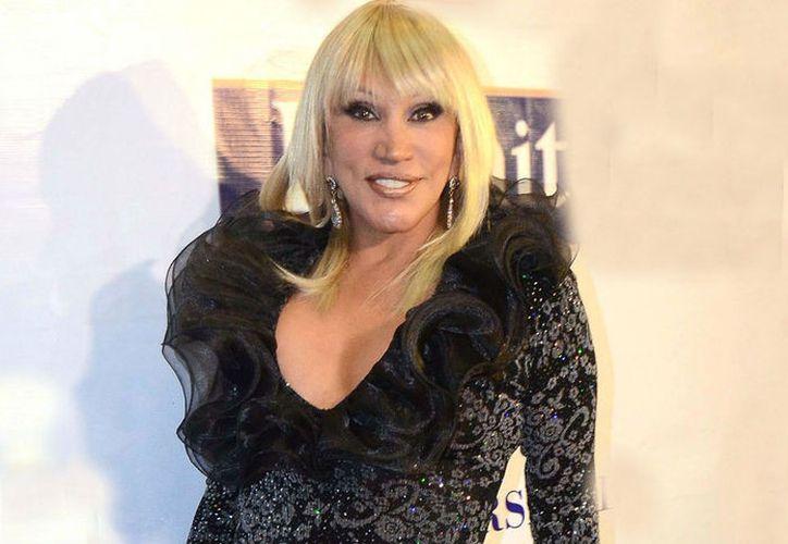 Laura León se presentará durante la celebración del Carnaval de Puerto Morelos. (Contexto)