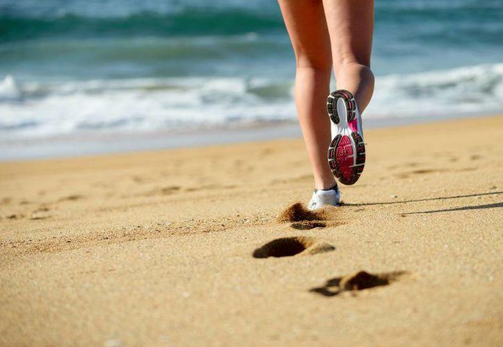 En la playa quemas más calorías de las normales. (Contexto/ Internet)