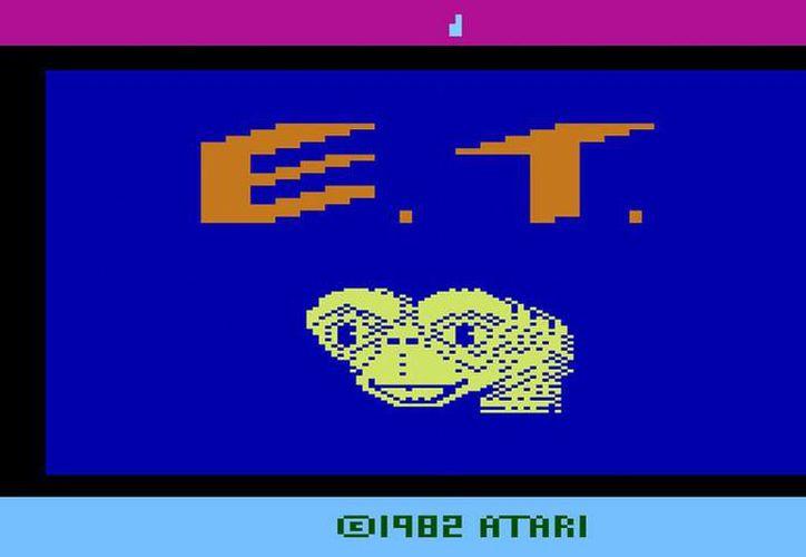 Las ofertas por las piezas mejor conservadas de E.T. The Extra-Terrestrial han superado los 800 dólares. (8-bitcentral.com)