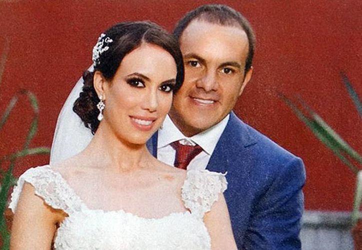 La cobertura del enlace matrimonial entre Cuauhtémoc Blanco y Natalia Rezende corrió a cargo de la revista de espectáculos TvNotas. (TvNotas)
