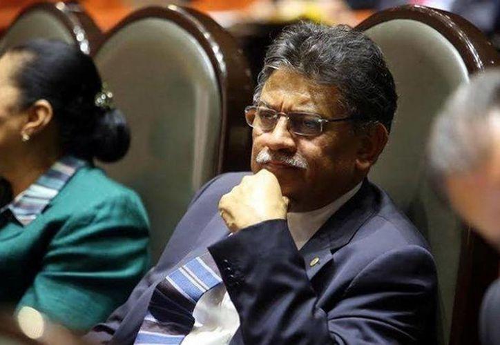 Miguel Alonso Raya, coordinador del PRD en la Cámara de Diputados. (Tomada de Twitter/@DiputadosPRDmx)