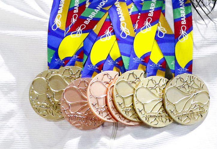 La selección de deportistas que representa a México en los Juegos Centroamericanos y del Caribe ha obtenido ya 200 medallas. (marca.com)