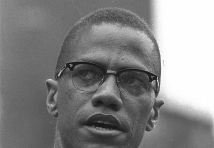 Malcolm X fue asesinado en 1965. (Agencias)