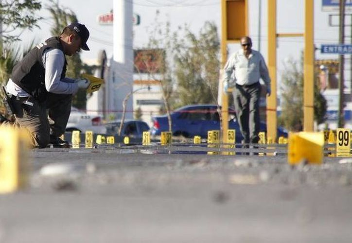 En los primeros cuatro meses del presente año se han reportado 164 asesinatos de este tipo en la alcaldía fronteriza con San Diego. Foto de contexto. (Archivo/Agencias)