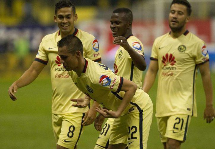 Los cuartos de final de la Liga de Campeones de Concacaf iniciarán el 23 de febrero de 2016, cuando Águilas del América y Gallos Blancos de Querétaro se enfrenren a clubes norteamericanos. (Notimex)