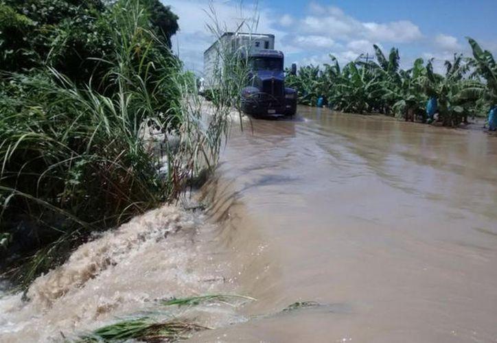 Se rompió el récord de caída de agua en abril en los últimos 70 años. (Sie7e de Chiapas).