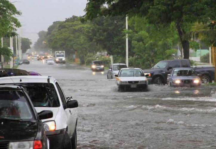 D es esta forma los municipios ya podrán acceder a los recursos para dar atención a las afectaciones por las lluvias. (Archivo/SIPSE)