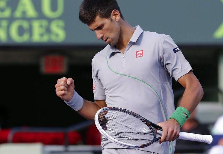 Una lesión en una pierna impidió a Nishikori enfrentar a Djokovic en una de las semfinales de Miami. (EFE)
