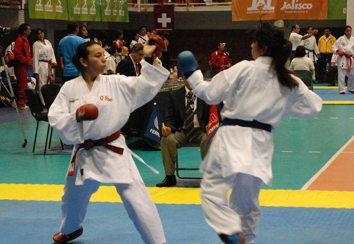 """El Karate Do ya no se realizará en el """"Toro"""" Valenzuela, sino en el gimnasio  Kuchil Baxal. (Ángel Mazariego/SIPSE)"""