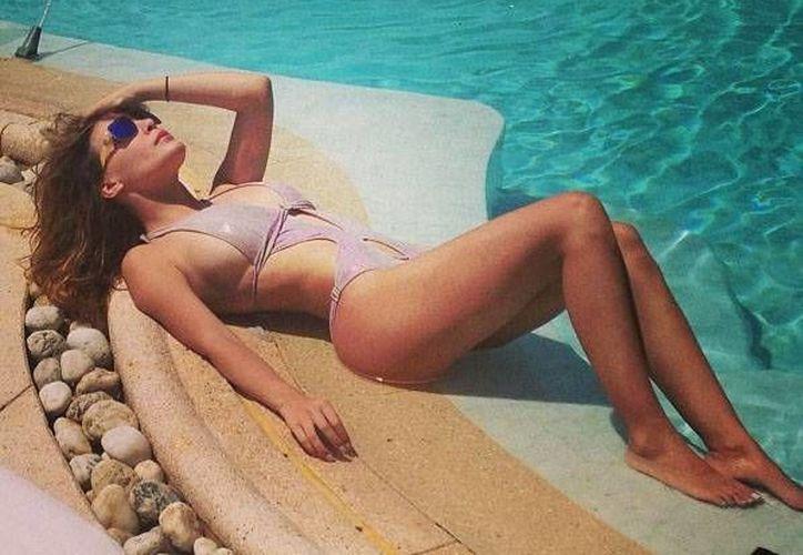 Belinda será la madrina del Comos Bikini Bash. (Instagram.com/belindapop)