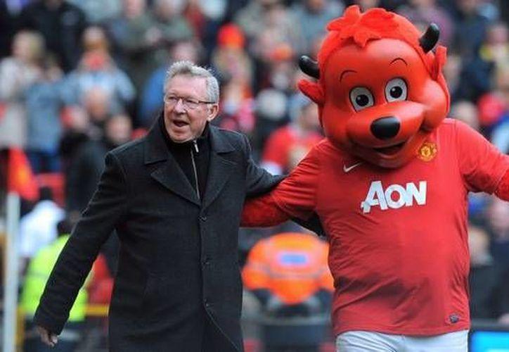 Ferguson logró 13 Ligas Premier al frente del Manchester United. (Foto: Agencias)