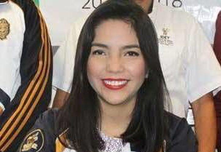 La Maestra Internacional (MI) Diana Real Pereyra es uno de los cuatro yucatecos que competirán en Noruega en agosto dentro de la Olimpiada Mundial de Ajedrez. (Milenio Novedades)