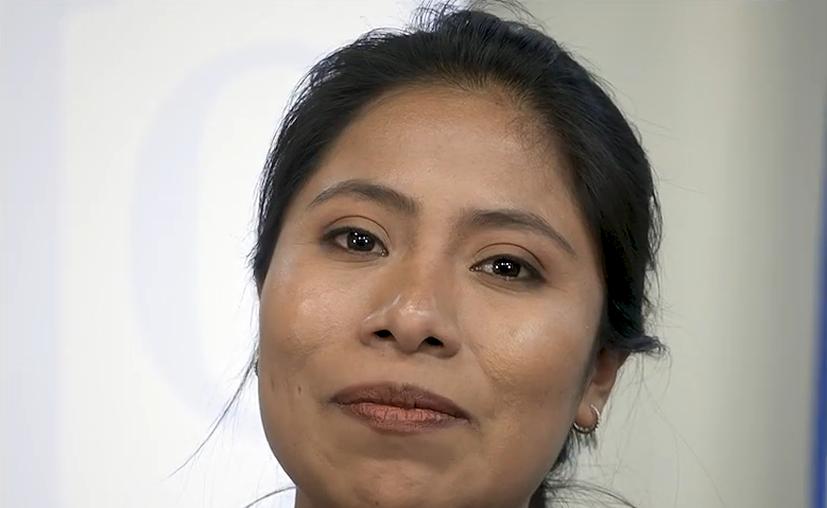 """Yalitza es protagonista de la cinta de Alfonso Cuarón """"Roma"""". (Wikimedia Commons)"""