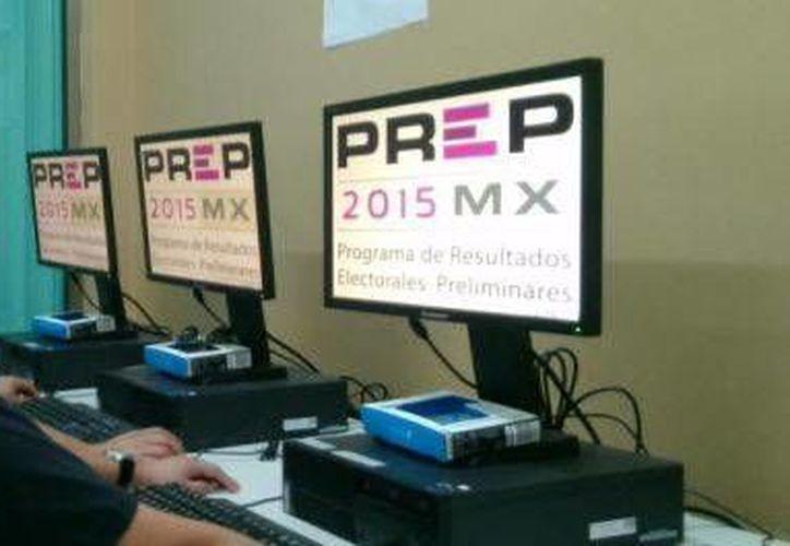 Los paquetes electorales se usarán el día de los comicios en Quintana Roo, el 7 de junio. (Foto ilustrativa/Internet)