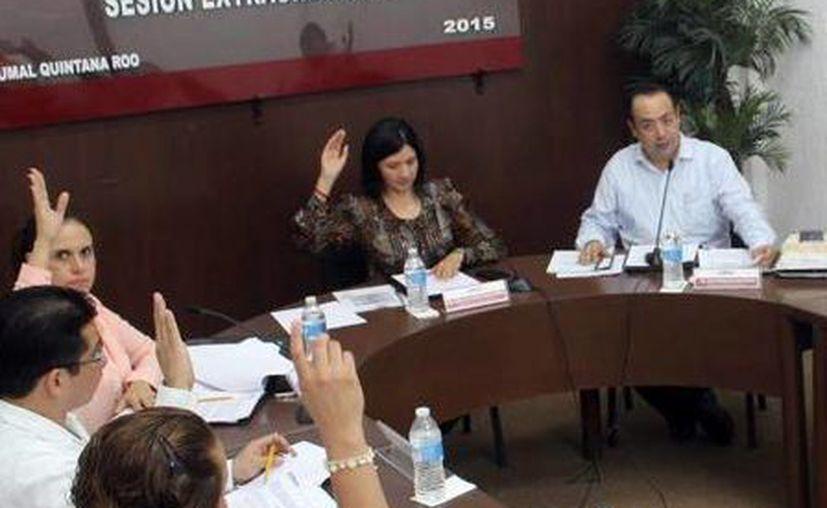 El Ieqroo destinó casi $14 millones a las actividades de los partidos políticos relacionadas con la elección de 2016. (Ángel Castilla/SIPSE)