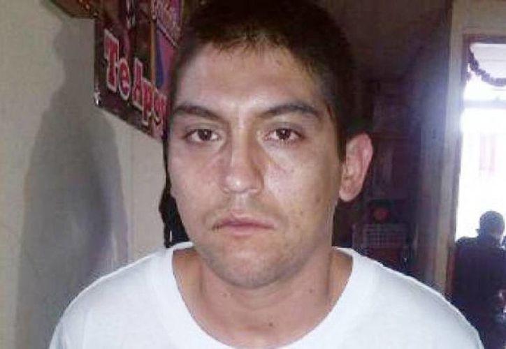 Gabriel Ortiz López, el llamado Comandante Verde, fue detenido en Guatemala. (Univisión.com)